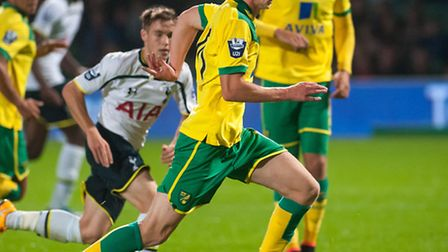 Norwich City youngster Cameron King, from East Harling, will miss the chance to play in front of his