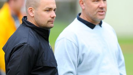 Great Yarmouth Town boss Ricci Butler will be plotting the downfall of Dereham Town on Tuesday eveni