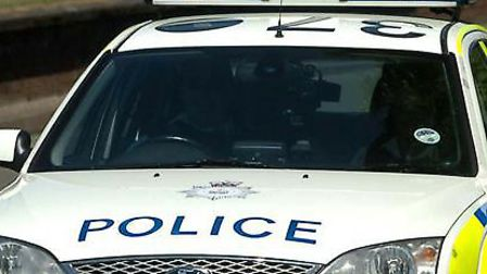 Police are appealing for information after a car was targeted in Belton