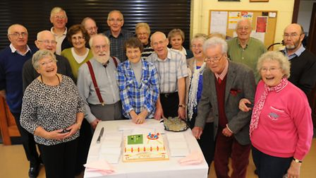 Croxton Stay Active group celebrate their 2nd birthday.Picture by: Sonya Duncan