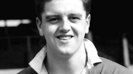 Manchester United player Tommy Taylor. PA Photos/PA Wire