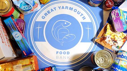 Launch of the Great Yarmouth Foodbank.Great Yarmouth Foodbank, run by volunteers and supported by th