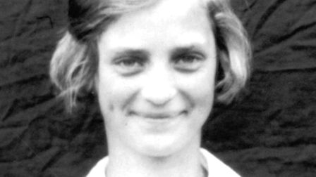 Jean Edith Gerturde Thirst, killed when a German bomb fell on Stalham High Street in the Second Wor
