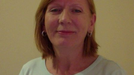 Lisa Christensen, new non executive director at Norfolk Community Health and Care NHS Trust.
