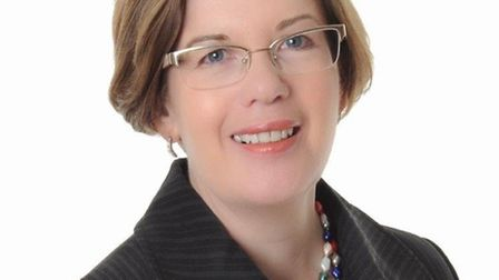 Amanda Reynolds, new non executive director at Norfolk Community Health and Care NHS Trust.