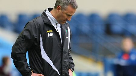 Big selection decisions await Norwich City manager Neil Adams over the coming days. Picture by Paul