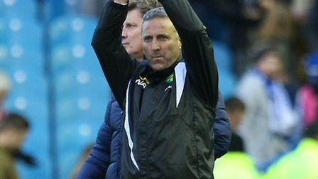 Norwich manager Neil Adams knows Nottingham Forest have the same struggles at present. Picture by Pa