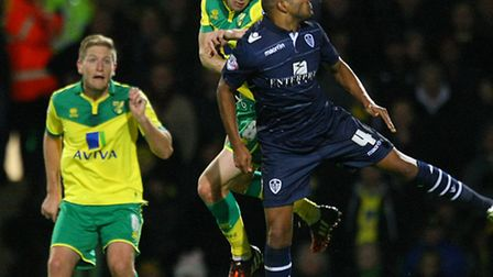 Jonny Howson wants to prove Norwich City have the best squad in the Championship. Picture by Paul Ch