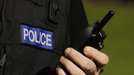A man has been found with a serious head injury in Lowestoft.