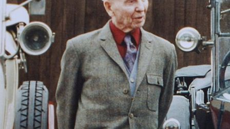 The late George Milligen