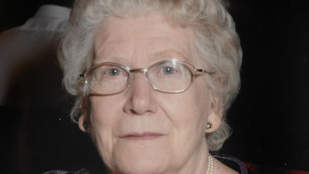 Mary Ada Whiting was killed outside Luton airport.