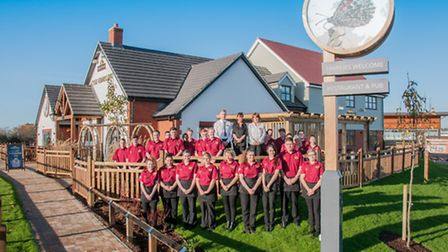 The Grayling pub opens in Great Yarmouth. The staff team