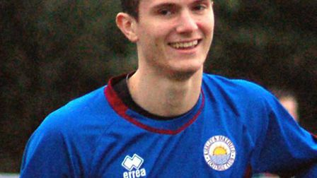 Loan striker Ryan Crisp is expected to be fit for Dereham.
