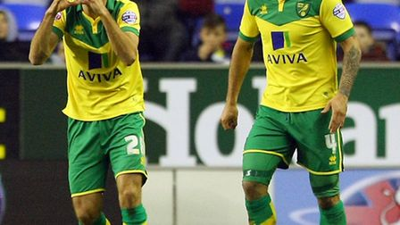 Gary ONeil and Bradley Johnson were restored to a combative-looking Norwich City midfield at Wigan.