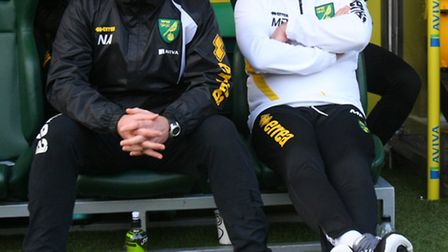 Norwich manager Neil Adams has got the backing of Wigan counterpart and former team-mate Malky Macka