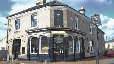 The York Tavern in Norwich has been closed since October. Photo: Bill Smith