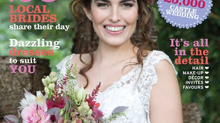 Norfolk and Suffolk Bride 2015 cover