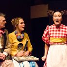 The Maddermarket Theatre's 2014 Christmas show - The Borrowers. Photo: Reflective Arts.