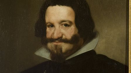 Diego Velázquez, Portrait of the Count Duke of Olivares, one of the artworks coming to the Sainsbury
