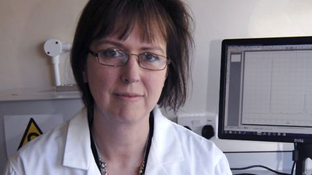 Dr Kate Kemsley at the Institute of Food Research