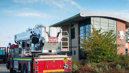 Norfolk Fire and Rescue Service is recruiting for new full-time firefighters - for the first time si