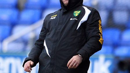 Norwich manager Neil Adams knows City have little margin for error. Picture by Paul Chesterton/Focus
