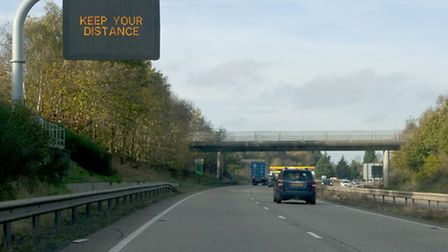 The A14.
