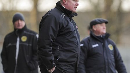 Gary Setchell has dipped back into his book of contacts to add players to his paper-thin squad. Pict