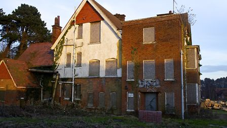 The Hilbre School off Holway Road in Sherringham which is set to be demolished for new housing in th