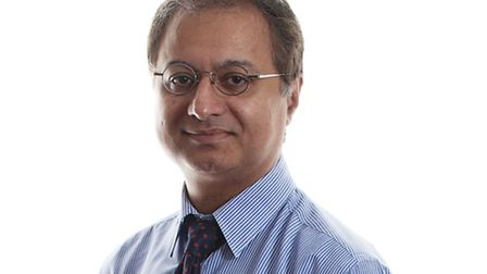 Dr Anoop Dhesi chaimrman of the North Norfolk Clinical Commissioning Group
