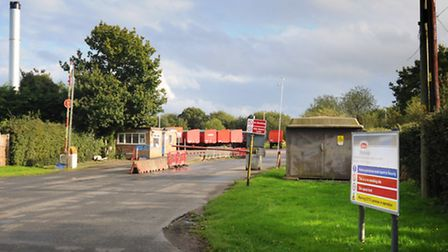 Heinz factory at Westwick near North Walsham.Picture: ANTONY KELLY