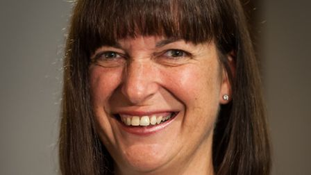 Julia Nix, district manager for JobCentre Plus East Anglia.