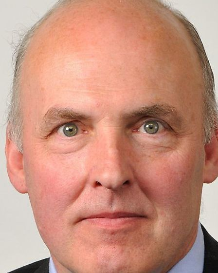 Tom FitzPatrick, leader of North Norfolk District Council.