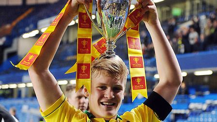 Norwich City loanee Cameron McGeehan could start for Cambridge United against Manchester United.