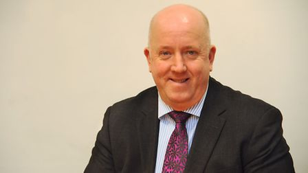 Andrew Cook, the new Ofsted regional director for the East of England. Picture: DENISE BRADLEY