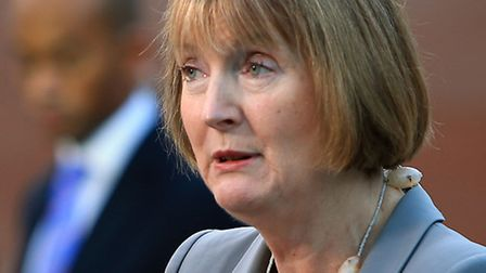Harriet Harman, Deputy Leader of the Labour Party. Photo: Peter Byrne/PA Wire
