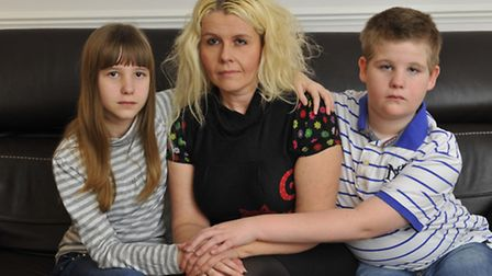 Angela Gordon has had a planned operation to remove her kidney stones cancelled twice at the Norwich