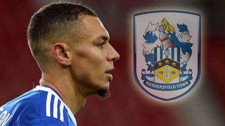 Huddersfield Town made a late offer for Kayden Jackson