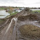 Could it get any worse? Anger is mounting over what has been called a 'slum by the river' in Whittlesey