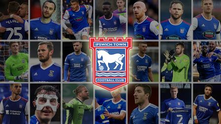 Paul Lambert has signed 24 players during his time as Ipswich Town manager