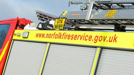 Firefighters were called to Wortham