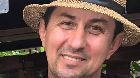 Vasile 'Cristian' Chiorean, 48, of Old Rope Walk, Haverhill, was the driver of a Shogun who died in the fatal collision on...