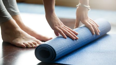 MichelleJermy, who is aspecialistin exercise medicine, cardiacrehabilitation andwomen's wellness, gives low impact...