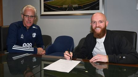 Mick McCarthy signed Jonny Williams for a fifth time during January