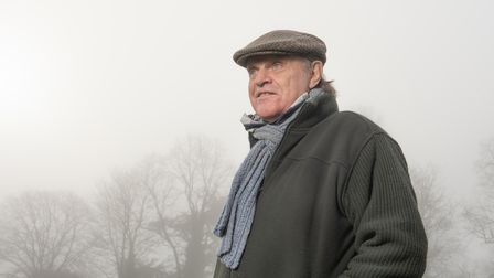 Dialect specialist and author, Charlie Haylock , was behind the brilliant Suffolk accents in The Dig