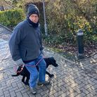 Essex Police are appealing for information on the man, pictured, who theywould like to speak to in connection with the investigation