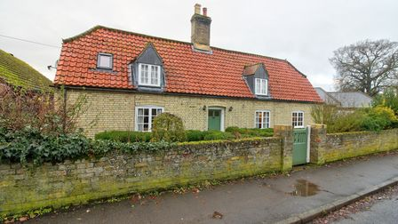This stunning three-bed cottage located just five miles from Ely railway station is on the market for offers in the region...