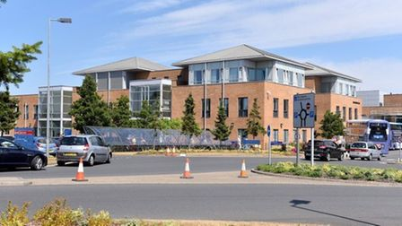 A 19-year-old student died at the Norfolk and Norwich Hospital, an inquest heard.