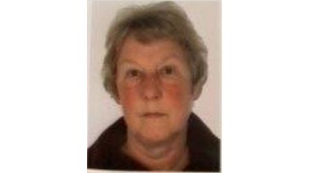 A multi-agency search is under way to find Joan Williams, who is missing from Lowestoft.