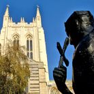 Free online events are marking1000 years of the Abbey of St Edmund in Bury St Edmunds